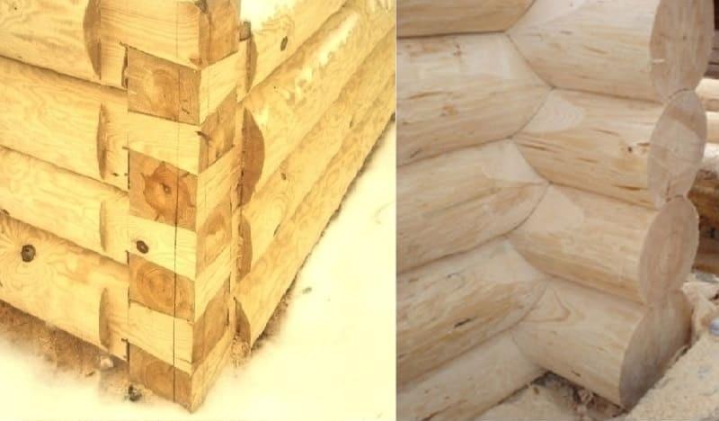 Виды рубки из дерева